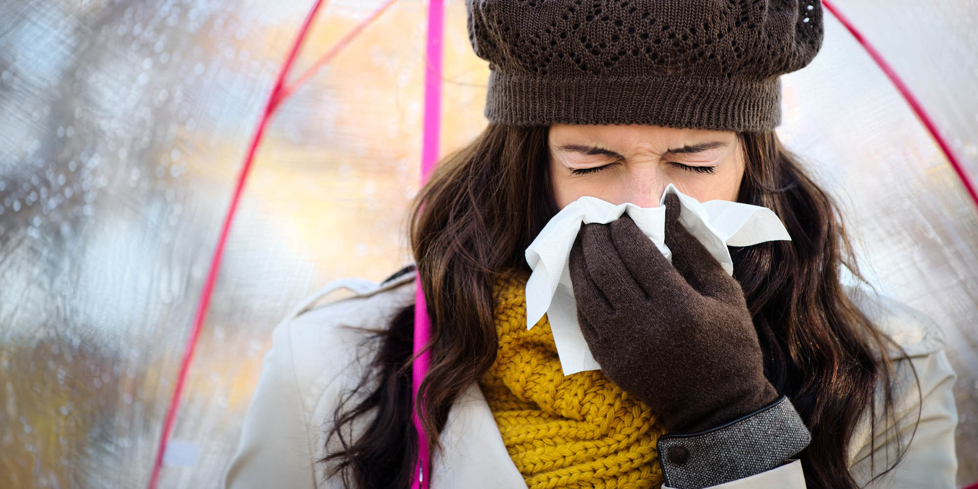 Are You Sure That's a Cold? A Guide to Winter Allergies