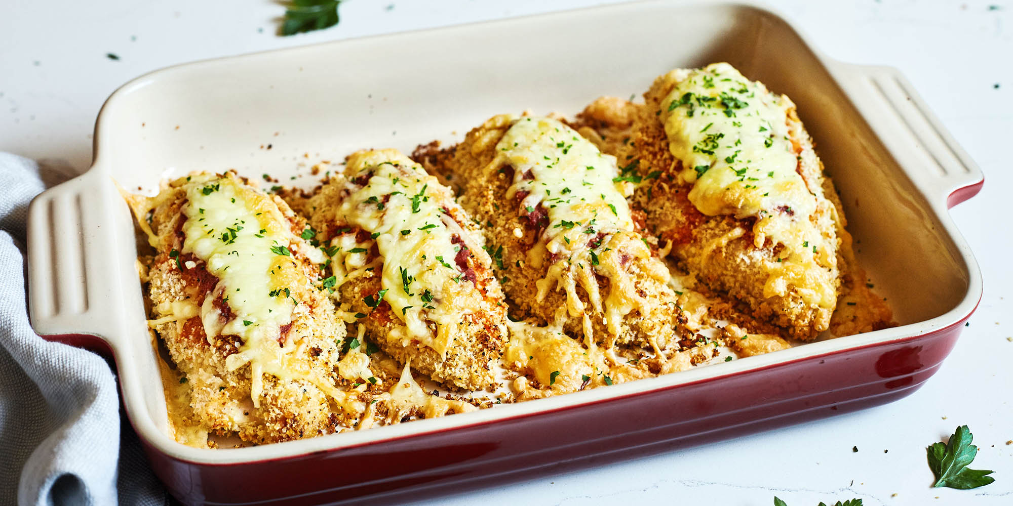 Chicken Parmesan Healthy Recipes Openfit