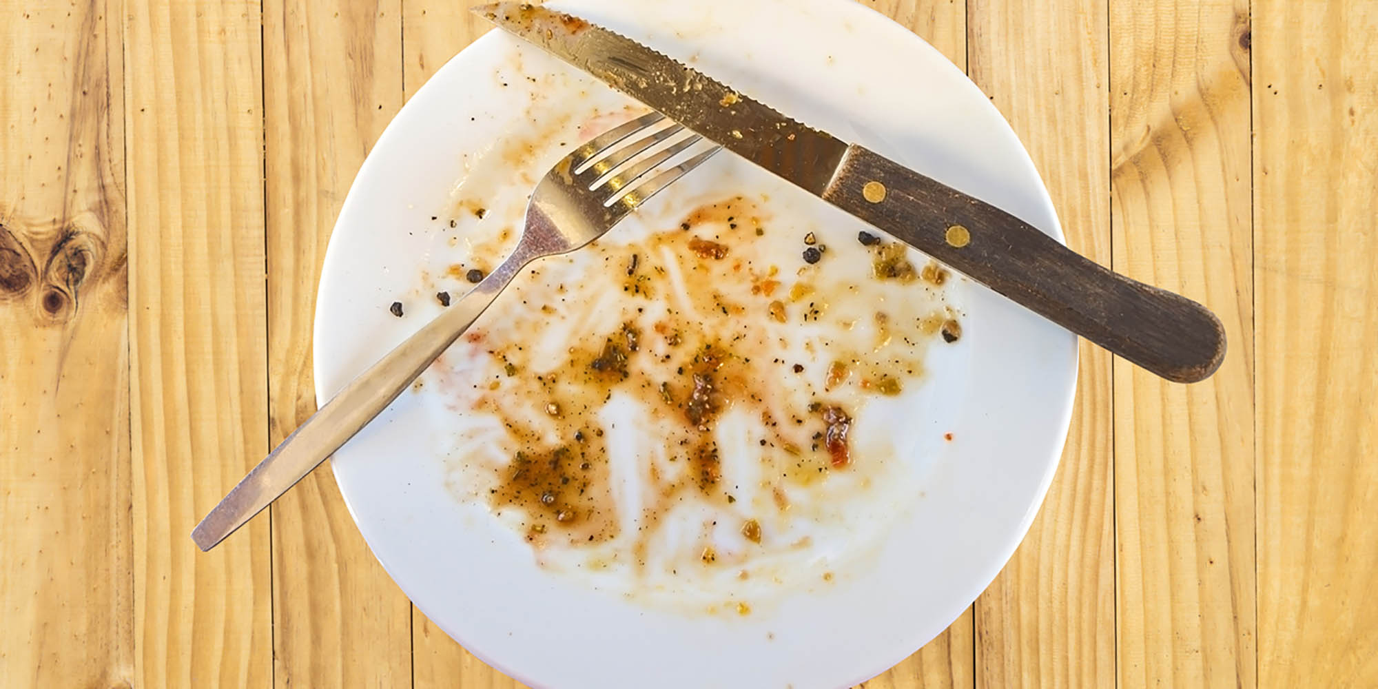 I Want to Stop Cleaning My Plate Out of Habit