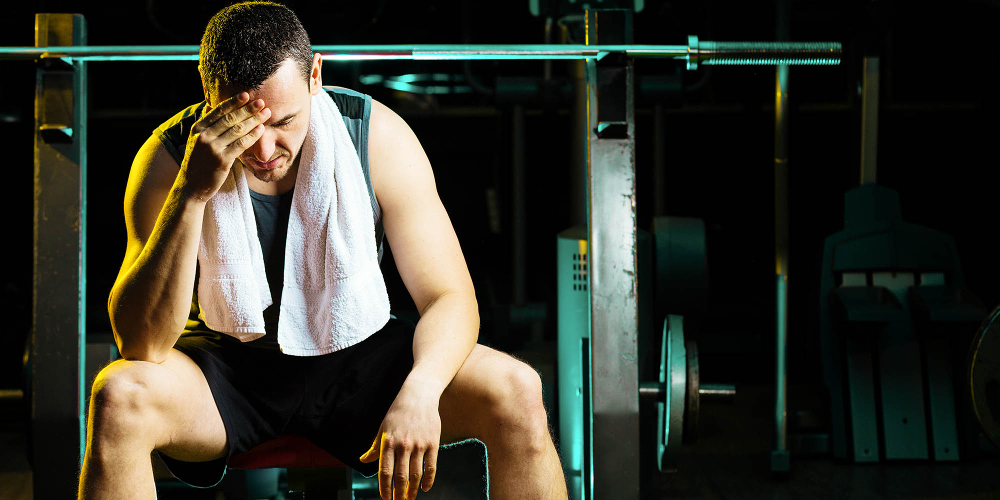 Why You Get a Headache After a Workout | Openfit