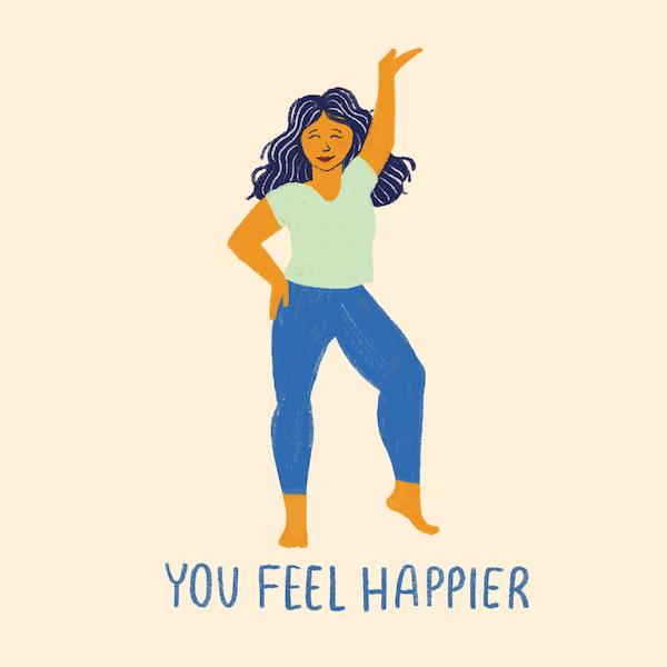 non scale victories- feel happier