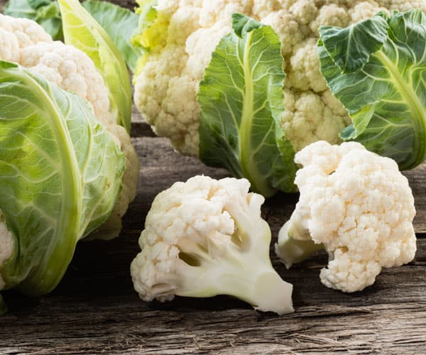 18 Delicious Fall Fruits and Vegetables-Cauliflower