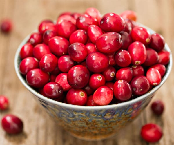 18 Delicious Fall Fruits and Vegetables-Cranberries