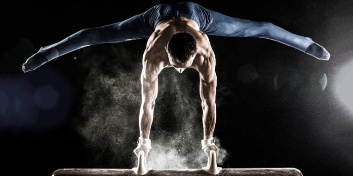 Get Arms Like a Gymnast With These 4 Exercises