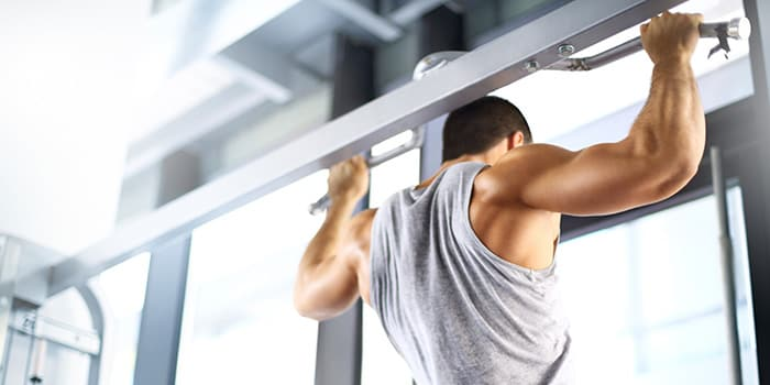 4 Awesome Benefits of Pull-Ups