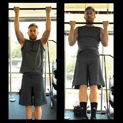 Biceps Workouts Exercises Chin Up
