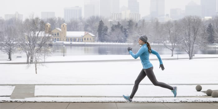 5 Winter Running Tips