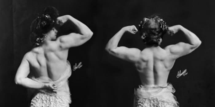 9 Inspiring Strongwomen of History