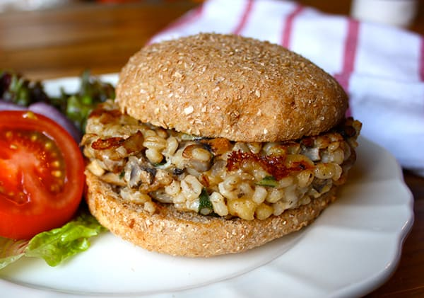All Burgers Aren't Bad For You: Here's How to Make a Healthier One