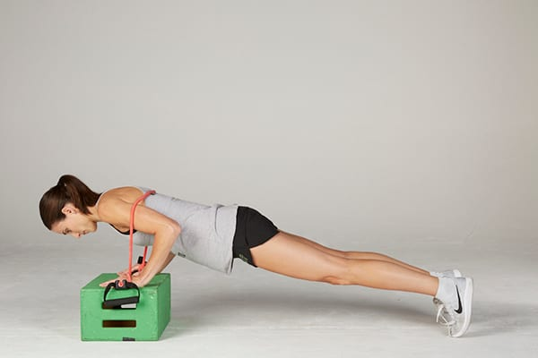 Quiet Workout Push-Up