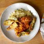 Baked Moroccan Chicken Breasts