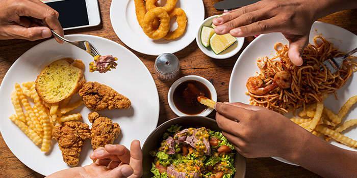 Where Do Americans Get Their Calories?