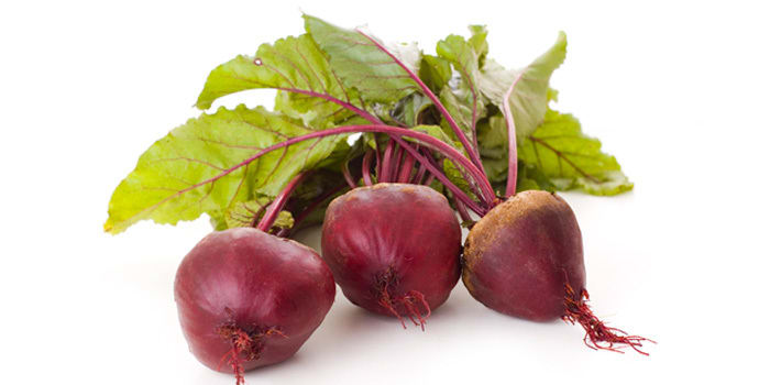 winter vegetables- beets