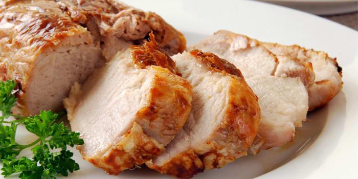 best protein sources - pork tenderloin