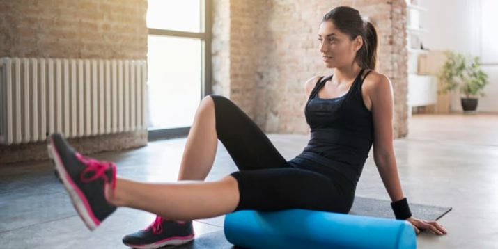 The Benefits of Foam-Rolling — And 8 Foam Roller Exercises