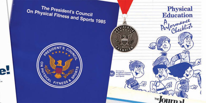 Presidential Physical Fitness Test: Can You Pass It Now?