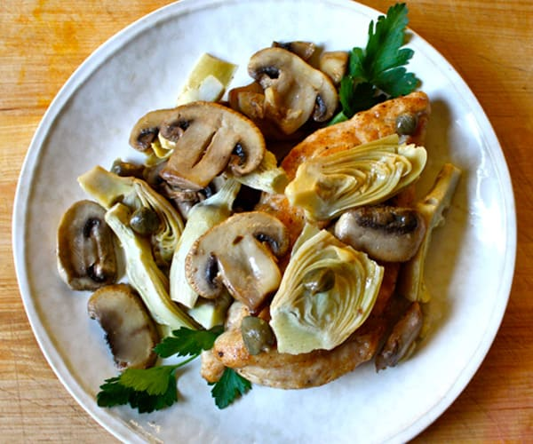 Chicken Piccata Recipe
