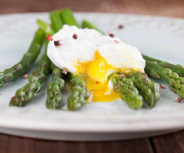 healthy poached eggs recipe
