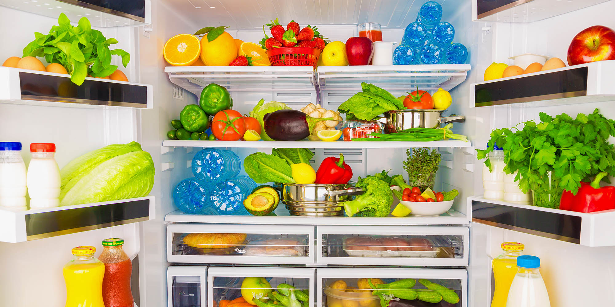 12 Food Storage Tips to Make Your Groceries Last Longer