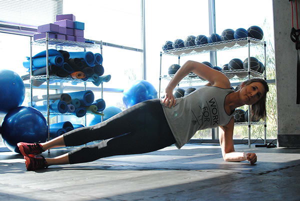 Front to Side Plank B