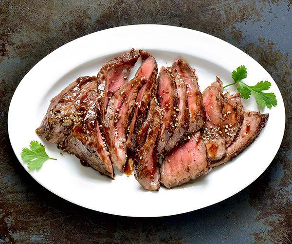 Ginger Soy Flank Steak