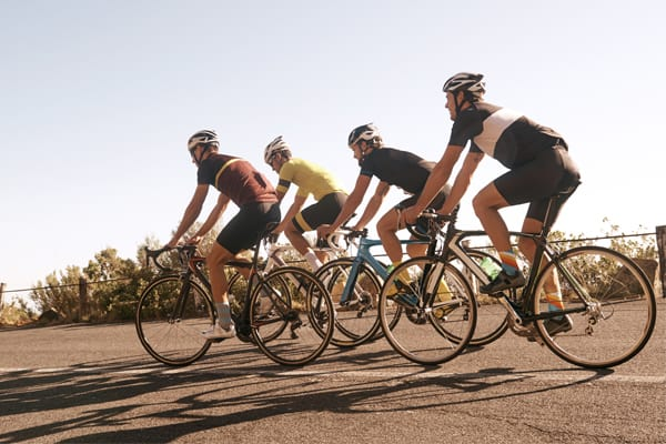 How to train century bike ride