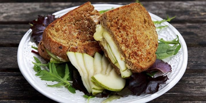How to Build a Better (and Healthier!) Grilled Cheese