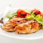 13 Flavorful Chicken Recipes Under 300 Calories - Lemon Garlic Chicken Thighs
