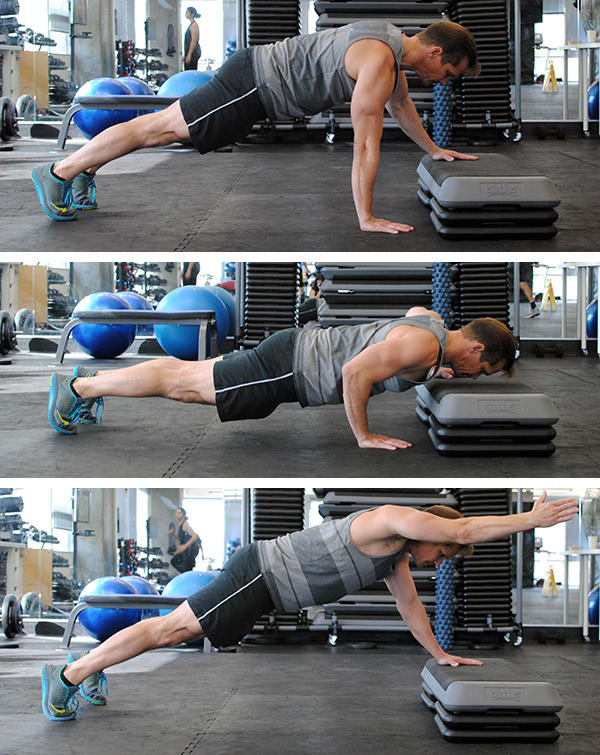 5 Genius Pushup Improvements Lockout Pushup