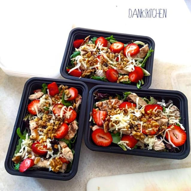 Meal Prep by dankskitchen