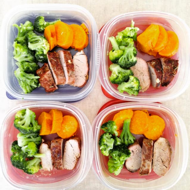 Meal Prep by saraspics11