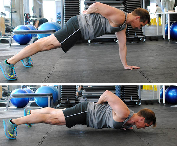Pushup Improvements | Single Arm Pushup