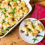 Sicilian-Style Cauliflower Casserole