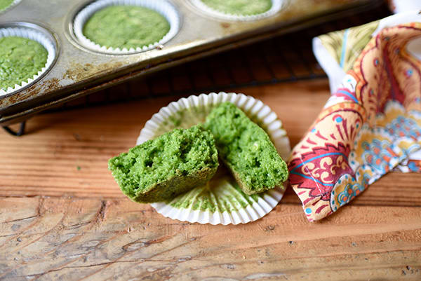 Spinach Muffins Recipe