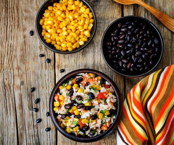 High Fiber Foods - Legumes