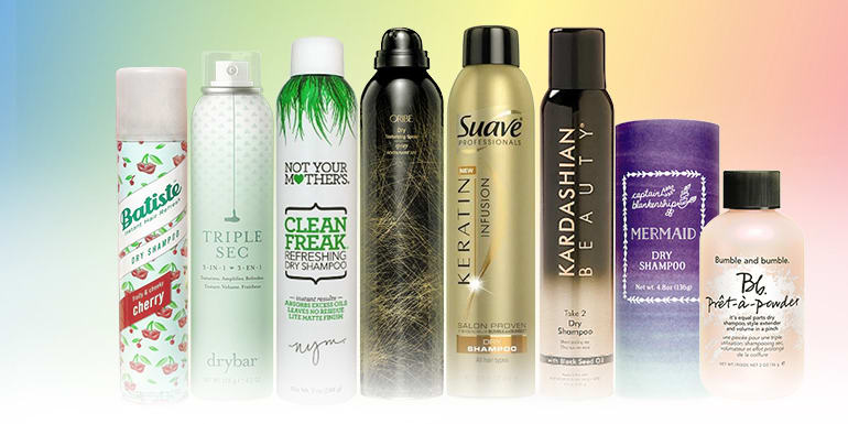 The 8 Best Dry Shampoos to Try