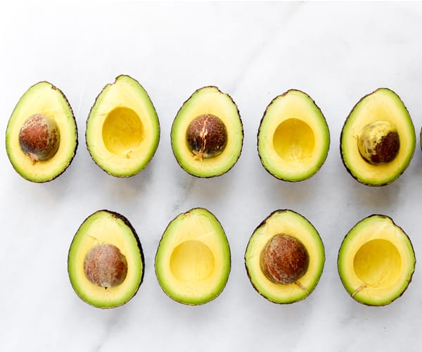 The Best Way to Store a Cut Avocado