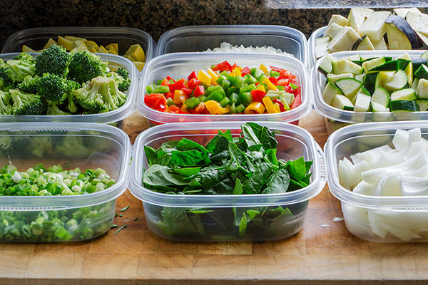 how to lose weight with a busy schedule meal prep