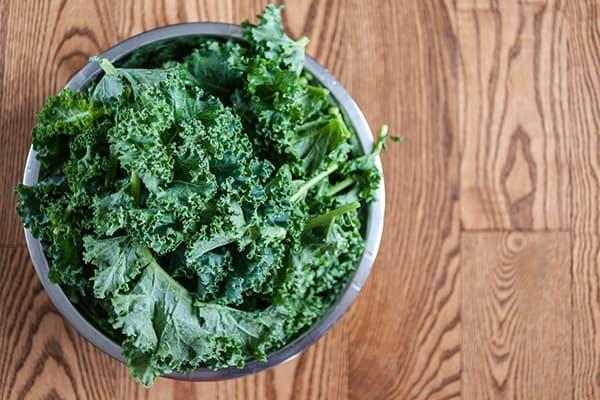 kale antioxidant foods