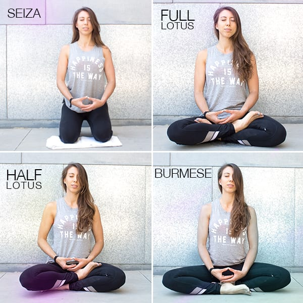 What is Zen Meditation-positions