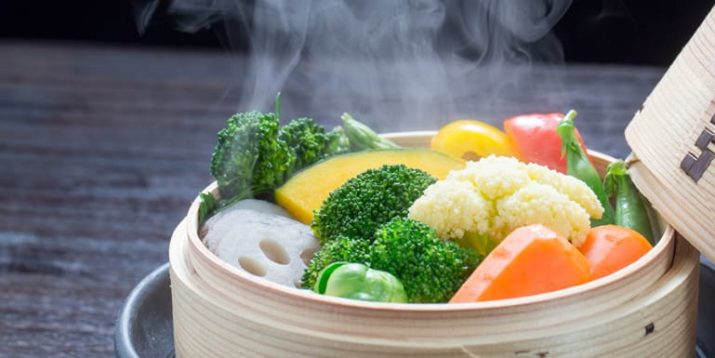 What's the Healthiest Way to Cook Vegetables?