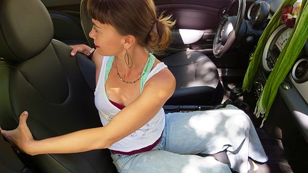 10 Yoga Poses For Your Next Road Trip