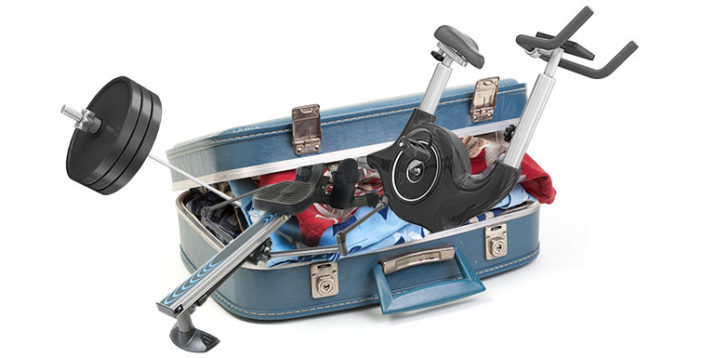 5 Pieces of Exercise Equipment You Can Travel With