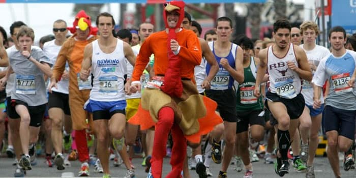America's Top Turkey Trots
