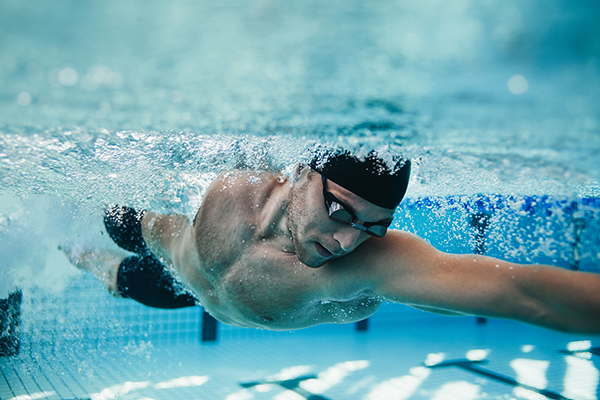 Race Pace Swimming Workouts
