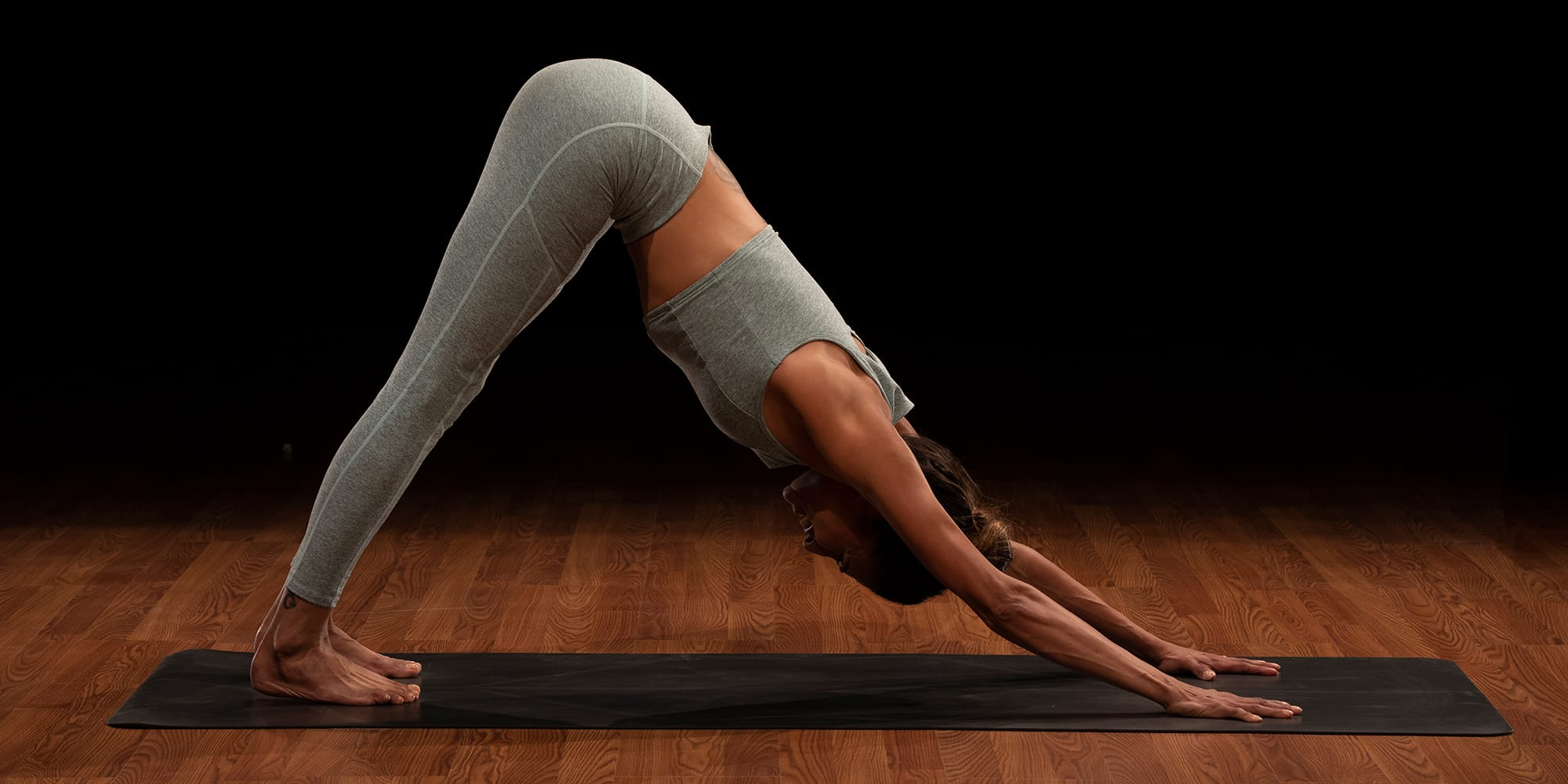 muscles to stop ignoring- downward dog