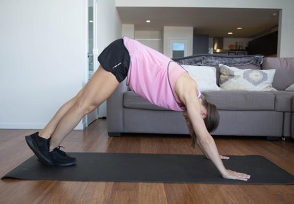 What Are Shin Splints - Calf Stretch