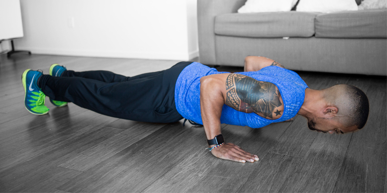 How to Get Better at Push-Ups | Openfit
