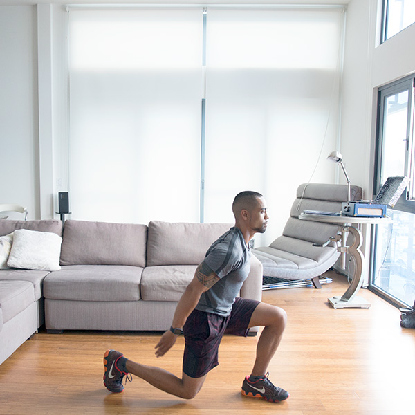 5 of the Best Leg Exercises That Aren't Leg Press split jump
