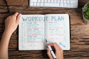 follow a checklist -- mental strength